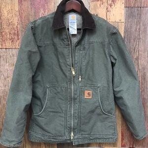 Carhartt Lined Jacket Small